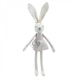 Hare (Girl) - Wilberry Linen Soft Toy