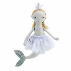 Mermaid - Blonde Hair - Wilberry Dolls Soft Toy