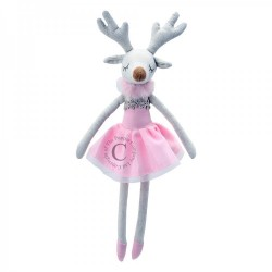 Reindeer (Pink) - Wilberry Dancers Soft Toy