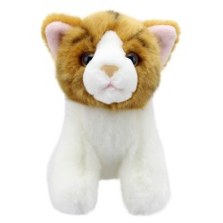 Cat (Ginger) - Wilberry Mini Soft Toy
