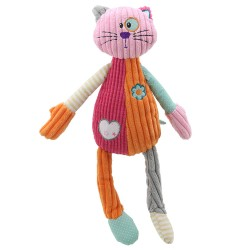 Cat (Pink) - Wilberry Snuggles Soft Toy