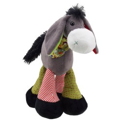 Donkey (Standing) - Wilberry Snuggles Soft Toy