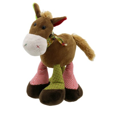 Horse (Standing) - Wilberry Snuggles Soft Toy
