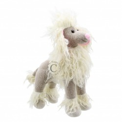 Poodle - Wilberry Woollies Soft Toy