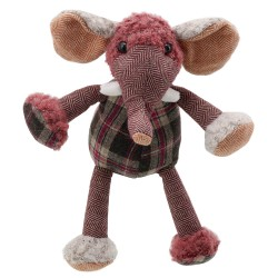 Elephant - Wilberry Woollies Soft Toy