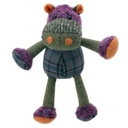Hippo - Wilberry Woollies Soft Toy