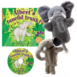 Albert's Tuneful Trunk - Story Telling Collection
