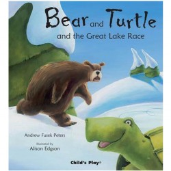 Bear and Turtle and the Great Lakes Race Book