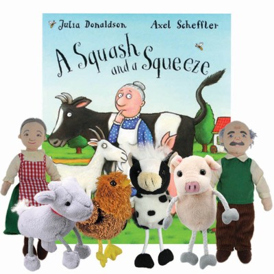 A Squash And a Squeeze Storytelling Collection
