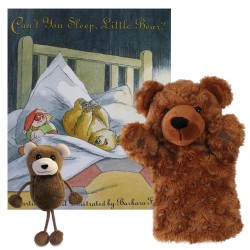 Can't You Sleep Little Bear Storytelling Collection