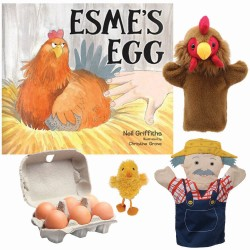Esme's Egg - Story Telling Collection