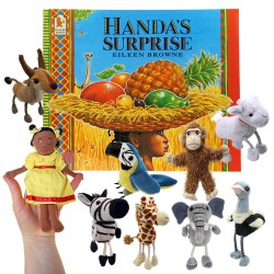 Handa Surprise Storytelling Collection