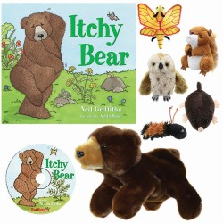Itchy Bear - Story Telling Collection