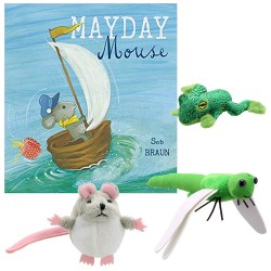 Mayday Mouse Finger Puppet Storytelling Collection