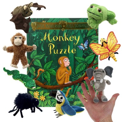 Monkey Puzzle Storytelling Collection