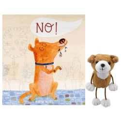 No! Finger Puppet Storytelling Collection
