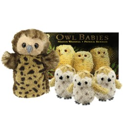 Owl Babies Storytelling Collection
