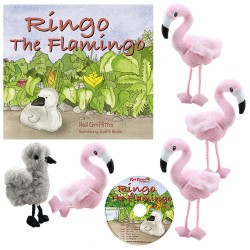 Ringo the Flamingo - Story Telling Collection