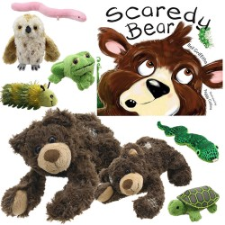 Scaredy Bear - Story Telling Collection