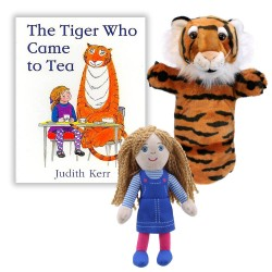 The Tiger Who Came to Tea Storytelling Collection