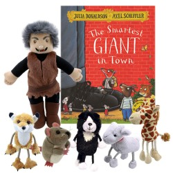 The Smartest Giant in Town Storytelling Collection