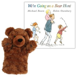 We're Going On A Bear Hunt Storytelling Collection