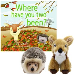 Where have you Two Been? - Story Telling Collection