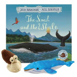The Snail and Whale Storytelling Collection