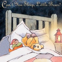Can't You Sleep Little Bear Book