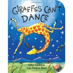 Giraffes Can't Dance Book
