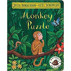 Monkey Puzzle Book