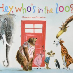 Hey, Who's in the Loo? Book