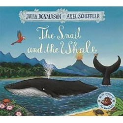 The Snail and Whale Book