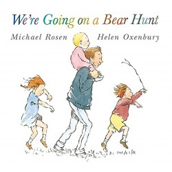 We're Going On A Bear Hunt Storytelling Book