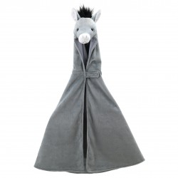 Donkey - Dressing up Cape